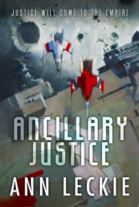 Cover: Ancillary Justice, Anne Lecke