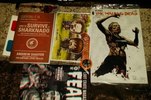 Loot Crate: FEAR October 2014