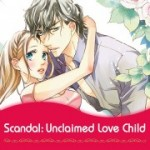 Harlequin Josei Manga comiXology thumbnail: Scandal: Unclaimed Love Child