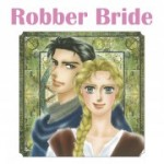Harlequin Josei Manga comiXology thumbnail: Robber Bride