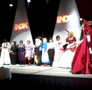 2015 World Cosplay Summit's Mountain qualifier, Nan Desu Kan 2014