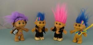 A Trip Down Fear Street: 4 trolls rating