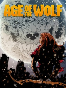 Cover, Alec Worley, Jon Davis-Hunt, Simon Bowland, Rebellion, Age Of The Wolf
