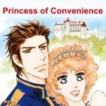 Harlequin Josei Manga comiXology thumbnail: Princess of Convenience