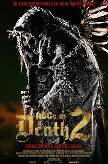 Poster: ABCs of Death