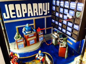 Action Figure Jeopardy, Rouges Gallery Comics & Gaming