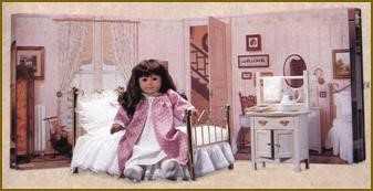 American Girls Samantha roomset