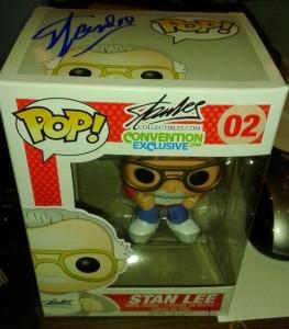 Funko Pop! Fan Expo Canada Exclusive Stan Lee doll