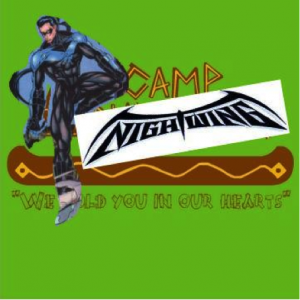 Camp Nightwing by Ginnis