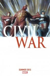 Civil War. W: Jonathan Hickman. A: Esad Ribic. Marvel Comics, 2015.