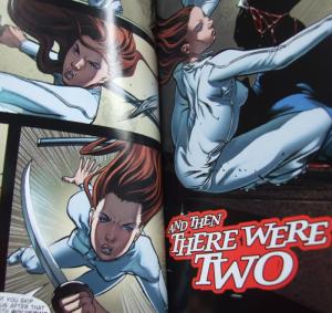 Colleen Wing, DAUGHTERS OF THE DRAGON (2006), Samurai Bullets, Marvel Comics, Writer: Justin Gray Penciller: Khari Evans Cover Artist: Khari Evans