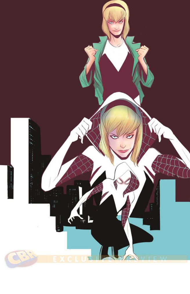 Put Another Dime In The Jukebox: Spider-Gwen Ongoing Announced