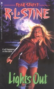 Fear Street, Lights Out Cover, 1991
