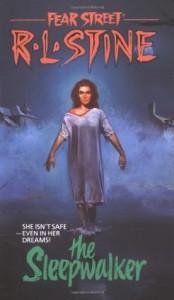 Fear Street, The Sleepwalker, no. 6, 1990
