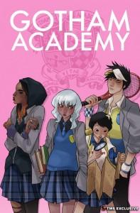 Gotham Academy, promotion image