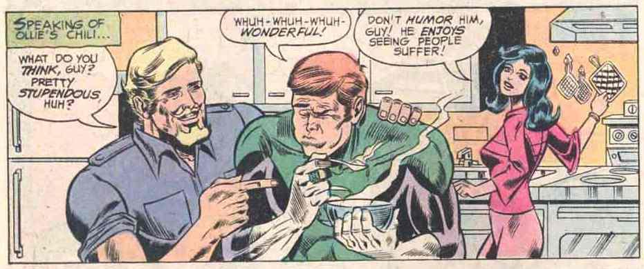 Cook Your Comics: Easy Chili a la Green Arrow