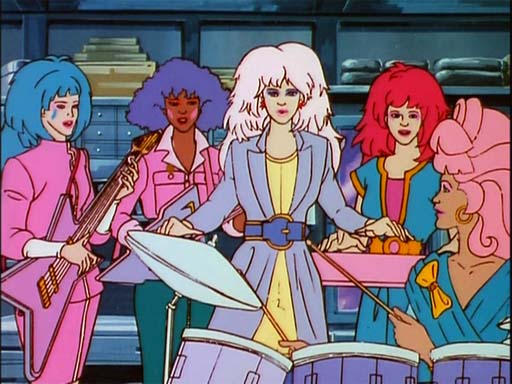 Jem and the Holograms, Hasbro, 1986