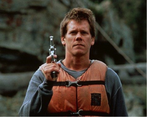 Kevin Bacon, The River Wild, 1994