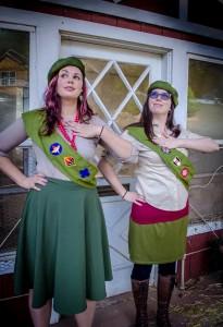 Life Geek - Chelsea Ann, lumberjanes