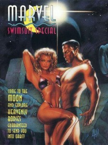 Marvel Swimsuit Special #3