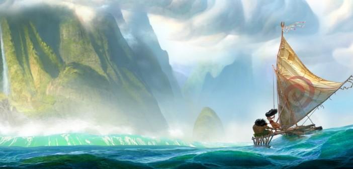 Moana. Disney Film. Concept Art. Disney Animation. October 20, 2014.