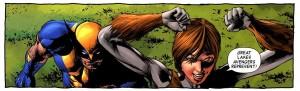 SquirrelGirl, New Avengers vol. 2 issue 15, Marvel Comics, Writer: Brian Michael Bendis Art: Mike Deodat, Colourist: Rain Beredo, Letterer: Joe Caramagna