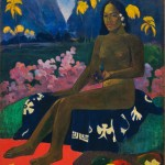 Paul Gauguin, Te aa no areois, Google Art Project