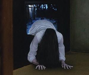 still of sadako, Ring (リング Ringu), 1998, Hideo Nakata, Toho