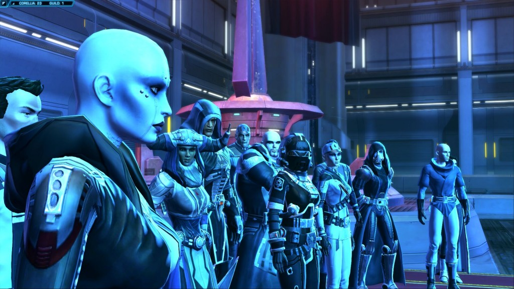 Star Wars the Old Republic by Bioware www.swtor.com Screenshot by Wendy Browne