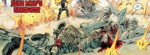 Booga, Tank Girl: The Royal Escape, The Power of Tank Girl, Rufus Dayglo & Alan Martin, IDW, Titan Comics, 2014