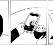 panels from Never Forgets, Yumi Sakagawa, 2014