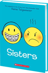 Sisters, by Raina Telgemeier