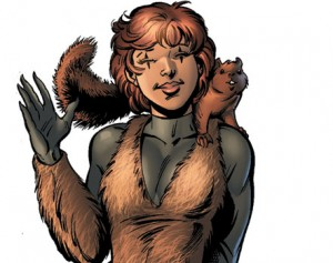 SquirrelGirl, Paul Pelletier, Marvel Comics