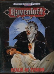 TSR1053_Ravenloft_Realm_of_Terror | Advanced Dungeons and Dragons