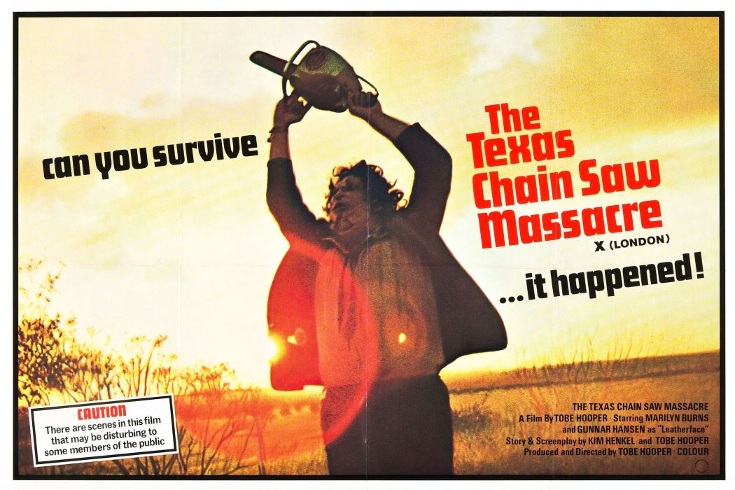 Scariest Movie of My Life: The Texas Chain Saw Massacre