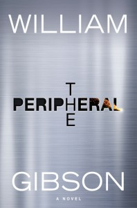 The Peripheral book cover Penguin.com