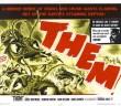 Them poster, Gordon Douglas, 1954