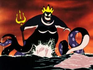 The Little Mermaid, Walt Disney Co., 1989