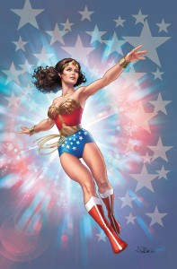 Wonder Woman '77 cover Nicola Scott DC Comics 2015