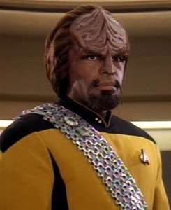 Worf TNG