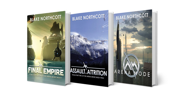 The Arena Mode series by Blake Northcott