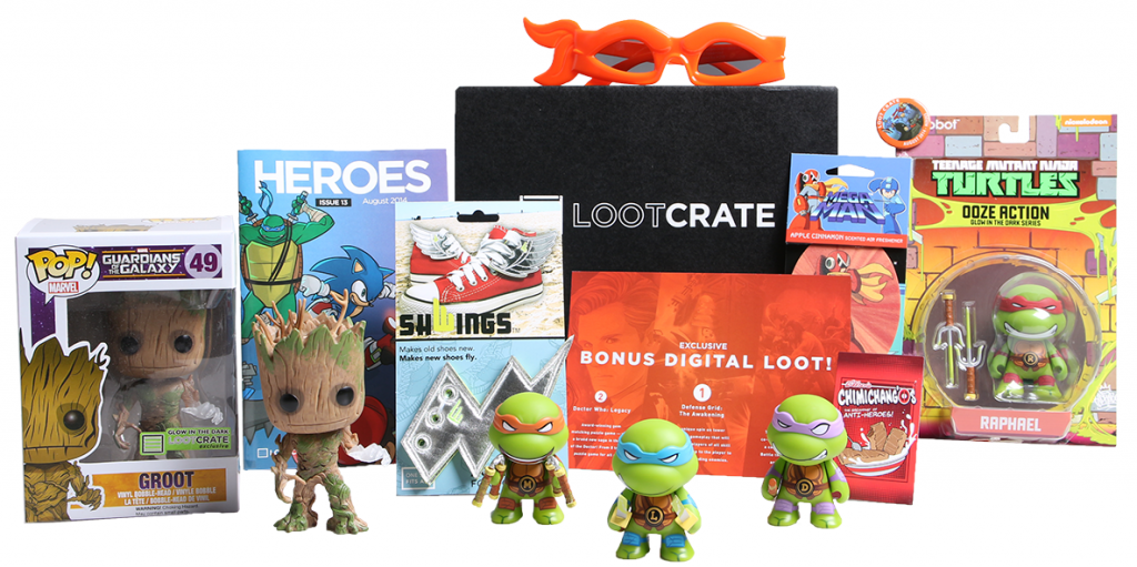 Groot Crate