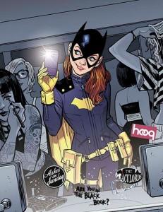 Batgirl #35 Cameron Stewart DC Comics 2014