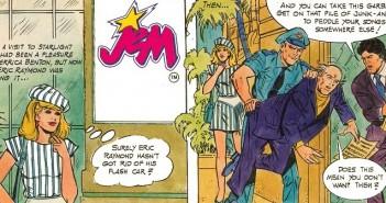 Jem (UK), 1986/1987 by London Editions Magazines (Egmont), Hasbro