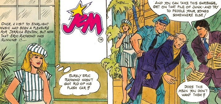 Drink Your Comics: Jem and the Holograms
