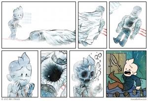 broodhollow, kris staub, webcomic