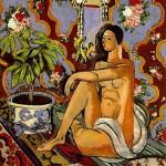Matisse, Decorative Figure