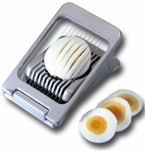 egg slicer, available everywhere now~