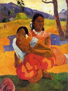 Paul Gauguin Quand te marie tu