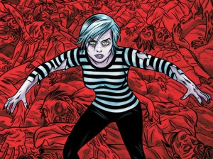 iZombie Chris Roberson (writer) and Mark Allred (artist) Vertigo